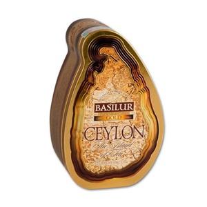 Basilur Tea Gold OP1 plech 100g