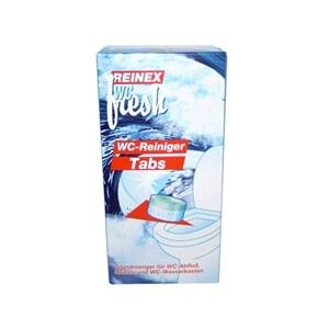 Reinex WC čistící tablety 16x25g - 400g