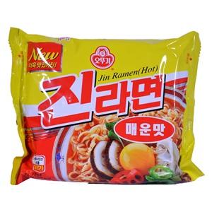 Ottogi polévka Jin Ramen (Hot)pro 2 osoby 120g