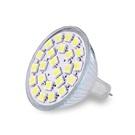 Whitenergy LED GU5.3 3,5W 230V Teplá bílá