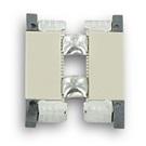 Whitenergy spojka páska-páska 5ks