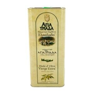 Agia Triada Extra panenský olivový olej plech 5000ml