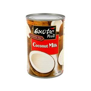 Exotic Food kokosové mléko 400ml