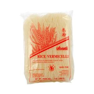 Flying Goose rýžové nudle vlasové 200g