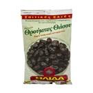 Ilida sušené olivy černé Thassos s peckou 200g