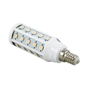GWL/Power LED CORN E14 6,5W Teplá bílá