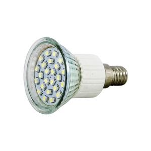 GWL/Power LED E14 2W Teplá bílá