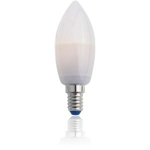 Tesla LED CRYSTAL E14 3,5W Teplá bílá 360°