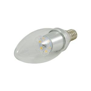 GWL/Power LED Svíčka E14 3W Teplá bílá