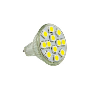 GWL/Power LED GU4 2,4W Studená bílá