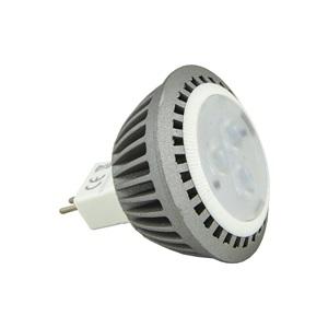 GWL/Power LED GU5,3 4W Neutrální bílá