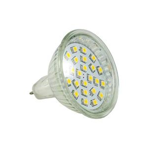 GWL/Power LED GU5,3 2W Teplá bílá