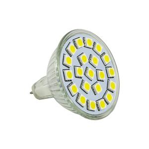 GWL/Power LED GU5,3 4W Teplá bílá