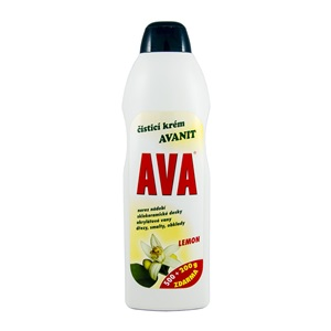 AVA Avanit čisticí krém Lemon 700g