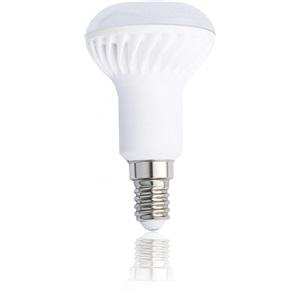 Tesla LED R50 E14 5W Teplá bílá 90° Stmívatelná