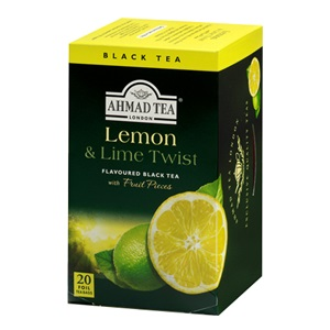 Ahmad Lemon & Lime Twist ALU 20x2g