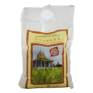 Temple Rice Jasmínová rýže premium 5kg