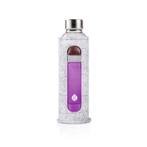 Equa láhev Violet Sky sklo 550ml