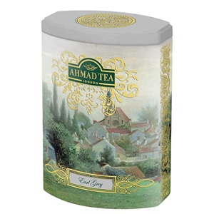 Ahmad Fine tea Earl Grey plech 100g