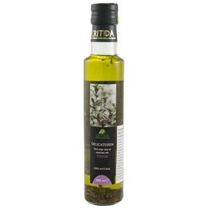 Critida Olivový olej s tymiánem 250ml