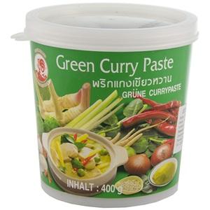 Cock zelená kari pasta 400g