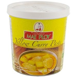 Mae Ploy žlutá kari pasta 400g