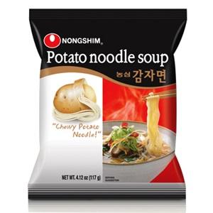 Nongshim polévka bramborová pro 2 osoby 100g
