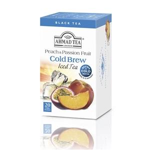Ahmad Ledový čaj broskev a mučenka 20x2g ALU