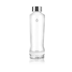 Equa láhev Drop White sklo 570ml