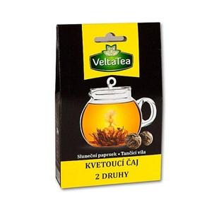 Velta Tea kvetoucí čaj Slunce + Víla 2x6g
