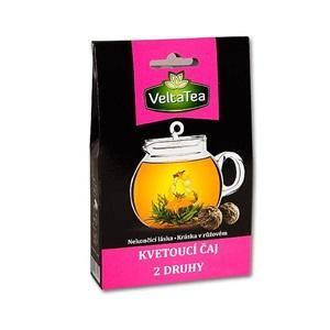 Velta Tea kvetoucí čaj Láska + Kráska 2x6g