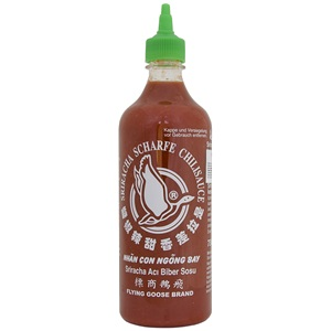 Flying Goose Sriracha chilli omáčka 730ml
