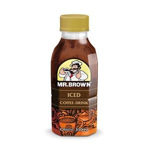 Mr. Brown Iced coffee PET 330ml