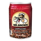 Mr. Brown Cappuccino plech 250ml