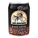 Mr. Brown Black plech 240 ml