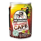 Mr. Brown Latte 100% Arabica plech 240ml