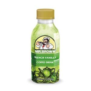 Mr. Brown French Vanilla PET 330ml