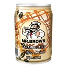 Mr. Brown Caramel Latte plech 250ml