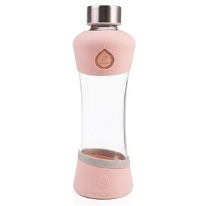 Equa láhev Squeeze Active Peach sklo 550ml