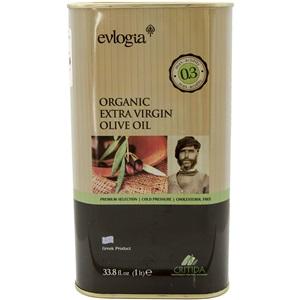 Critida BIO olivový olej plech 1000ml
