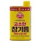 Ottogi sezamový olej plech 500ml