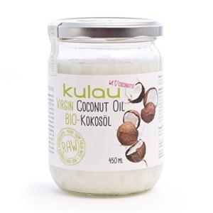 Kulau kokosový olej BIO 450ml