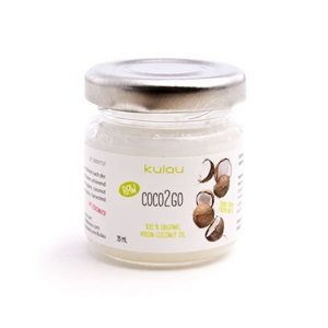 Kulau kokosový olej BIO 35ml