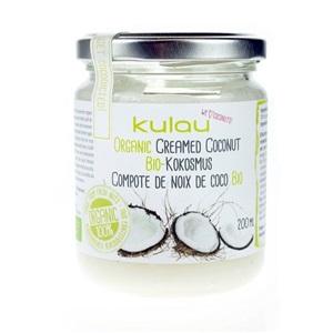 Kulau kokosové máslo BIO 200ml