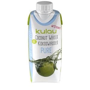Kulau kokosová voda PURE BIO 330ml