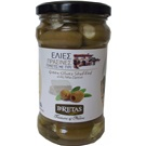 Bretas Olivy v oleji plněné sýrem Feta a Myzithra 290g