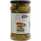 Bretas Olivy zelené plněné paprikou 300g
