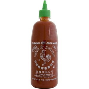 Huy Fong Sriracha chilli pálivá omáčka 740ml