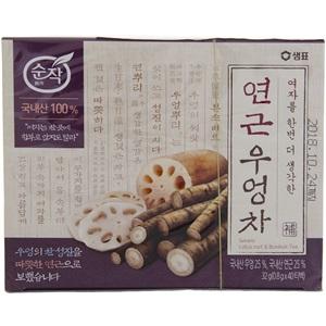 Sempio čaj z lotosového kořene, lopuchu a hnědé rýže 40x0,8g