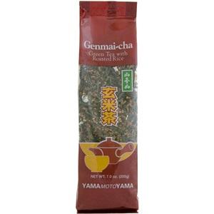 Yamamotoyama Genmaicha zelený čaj s rýží 200g
